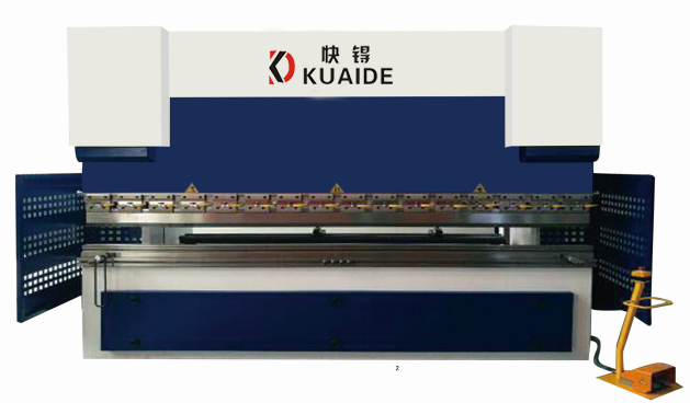 Electro-hydraulic Servo CNC Bending Equipment