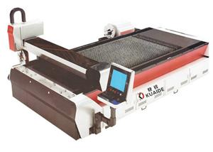 Tube-Plate Integrated Fiber Laser Cutting Machine
