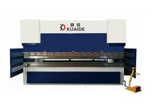 Electro Hydraulic Servo CNC Bending Machine