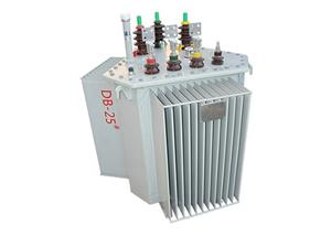 Three Dimensional Wound Core Three Phase Oil Immersed Power Transformer