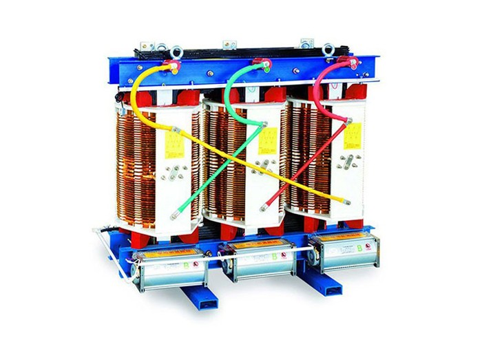H Class Insulation Non-Encapsulated Dry Power Transformer