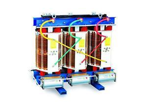 H Class Insulation Non-Encapsulated Dry Power Transformer