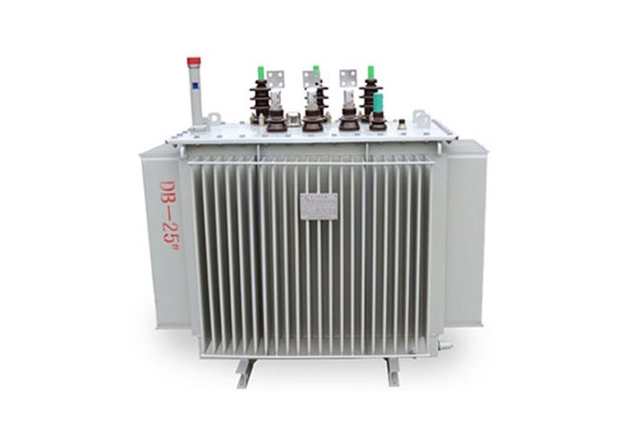 Three Phase Oil Immersed Power Transformer