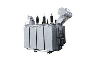 35KV Three Phase Oil Immersed Transformer
