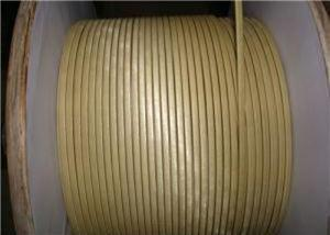 Coated Flat Aluminum Wire