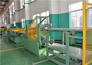 Transformer Core Electric Cross Cutting Line