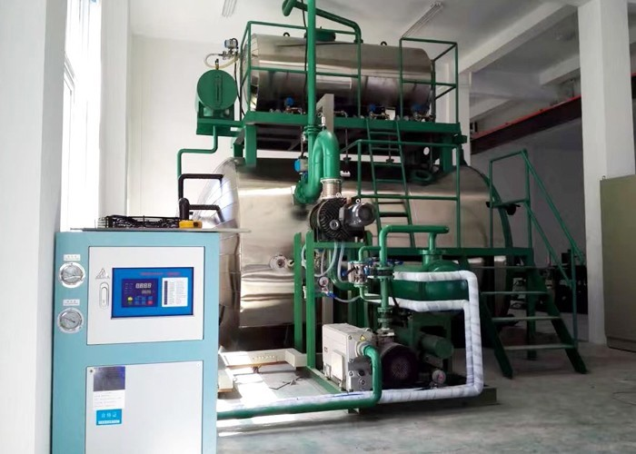 Vacuum Oil Filling Equipment Of Amorphous Alloy Transformer