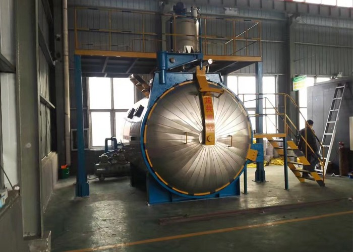 Epoxy Resin Vacuum Pressure Casting Equipment
