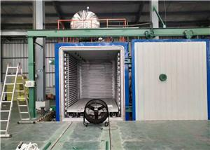 Transformer Vacuum Drying Machine
