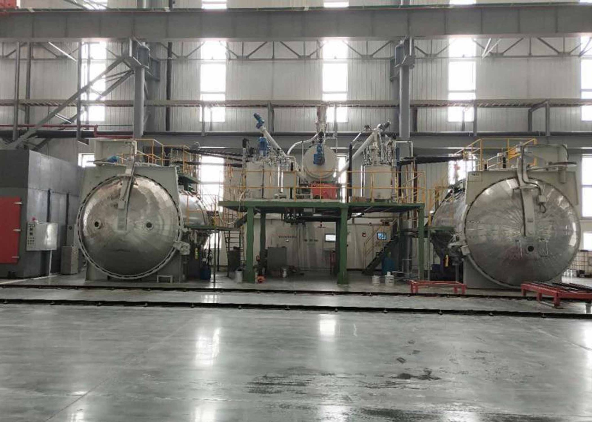 Vacuum Pressure Casting Equipment For Transformer