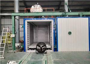 Vacuum Oil Filling Machine Of Amorphous Transformer