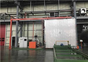 Distribution Transformer Vacuum Drying Machine