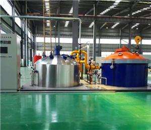 Vacuum Pressure Impregnation Plant For Traction Transformer