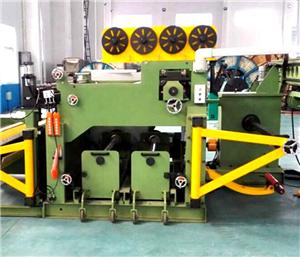 Fully Automatic Foil Winding Machine