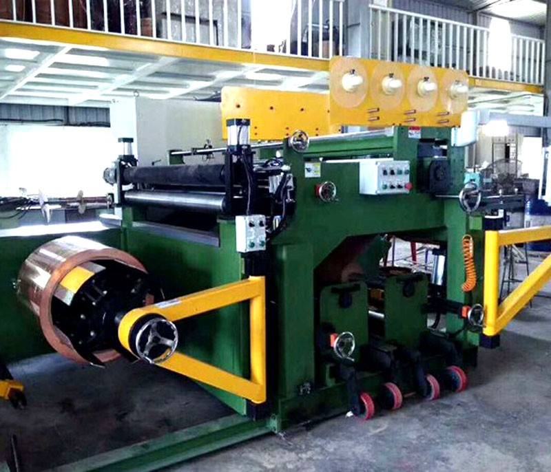 Foil Winding Machine