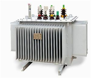 Amorphous Alloy Three Phase Oil Immersed Power Transformer