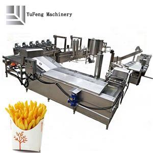 Otomatik Patates Kızartma Makinesi