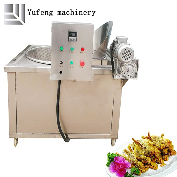 Large Fish Frying Production Line