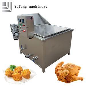 Tavuk Nugget'larının Seri Üretim Makineleri