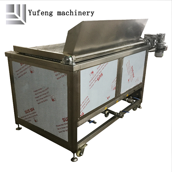 Chicken Frying production line