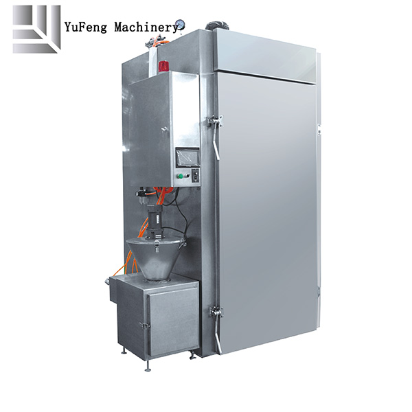 Smoked furnace