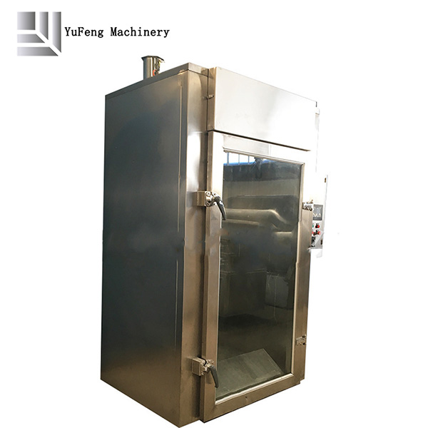 Industrial Sausage smoked furnace