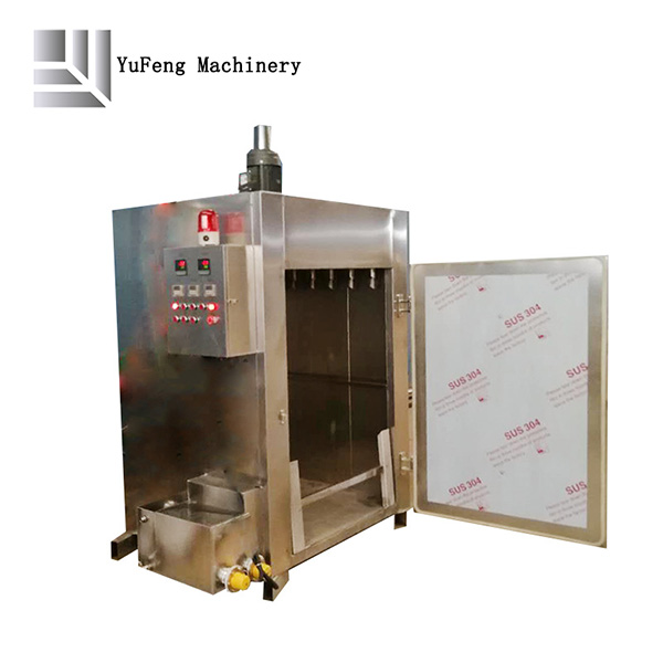 commercial duck smoked furnace