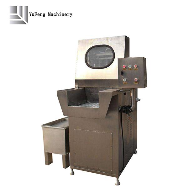Stainless steel brine injection machine