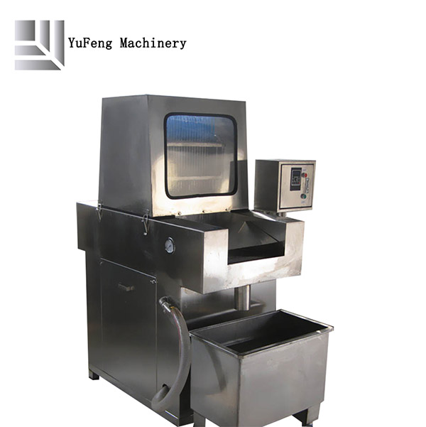 brine injection machine