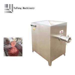 Endüstriyel Dondurulmuş Et Kıyma Makinesi