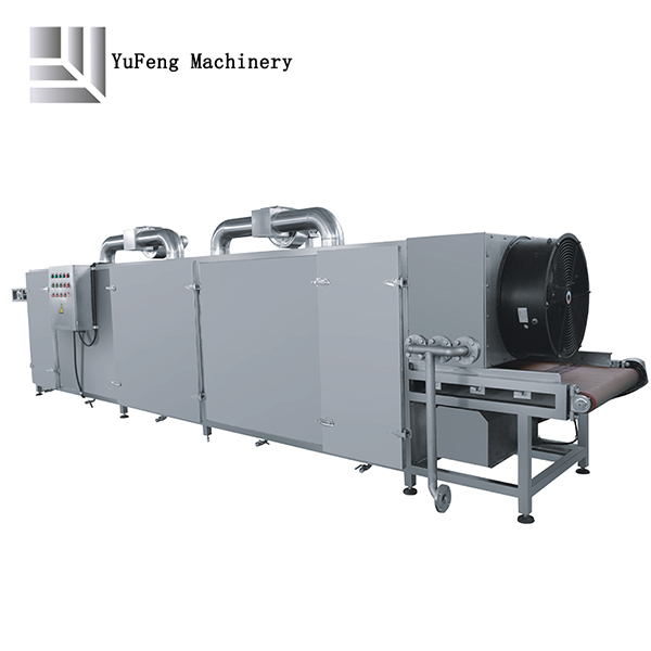 Industrial Multilayer food Drying machine