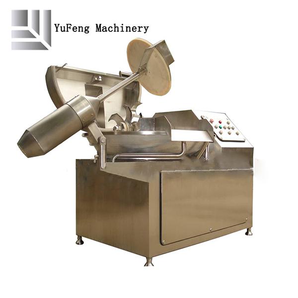 sausage meat Bowl cutting machine