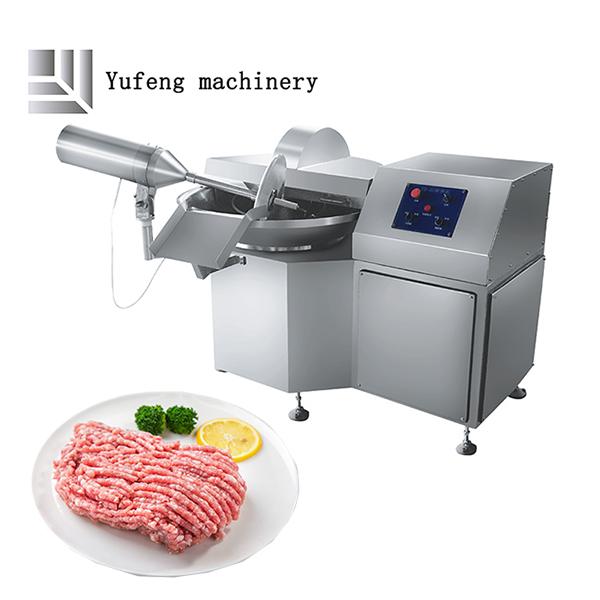 meat Bowl cutting machine