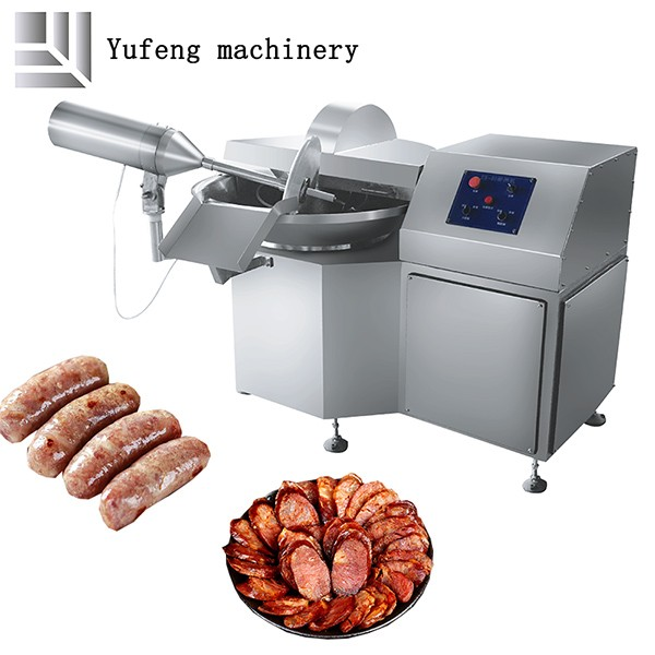 Fully Automatic Bowl Cutter Manufacturers, Fully Automatic Bowl Cutter Factory, Supply Fully Automatic Bowl Cutter