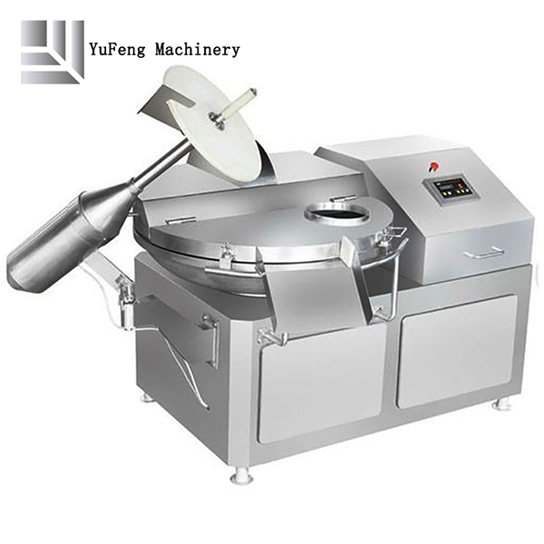 automatic bowl cutter