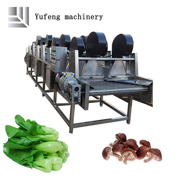automatic fruit air-drying machine