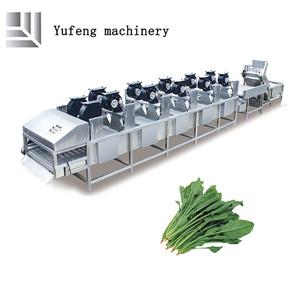 Food Cleaning And Drying Production Line