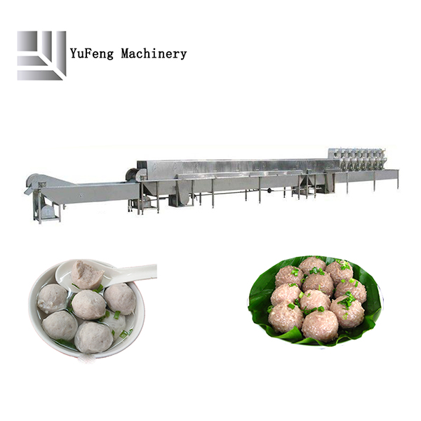 chicken meatballs making machine