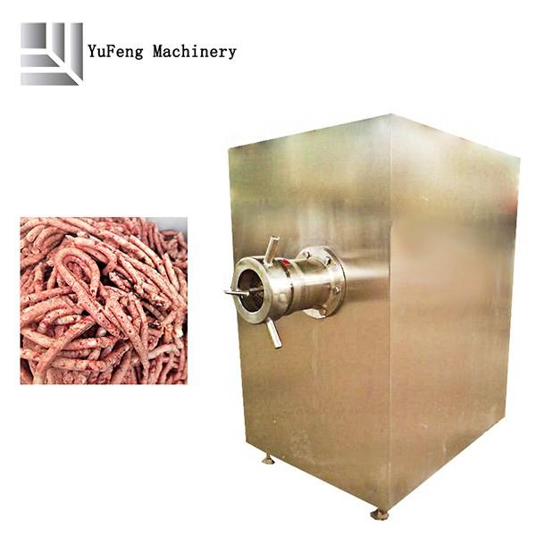 Industrial Large Frozen Meat Grinder