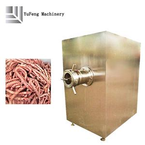 Industrial Large Frozen Meat Grinder