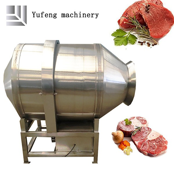 Fully Automatic Chicken Meat Tumbler