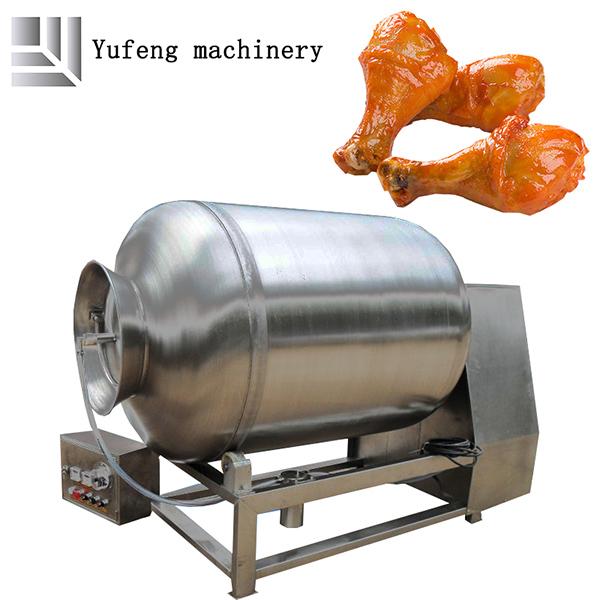 Chicken meat tumbler