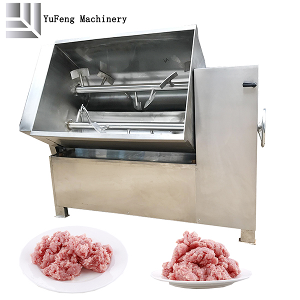 industrial Fully automatic meat mixer