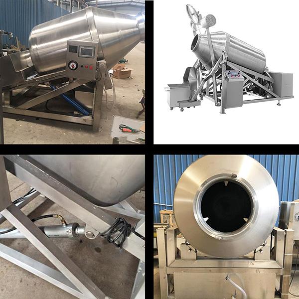 hydraulic tumbler