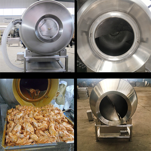 meat pickled machine