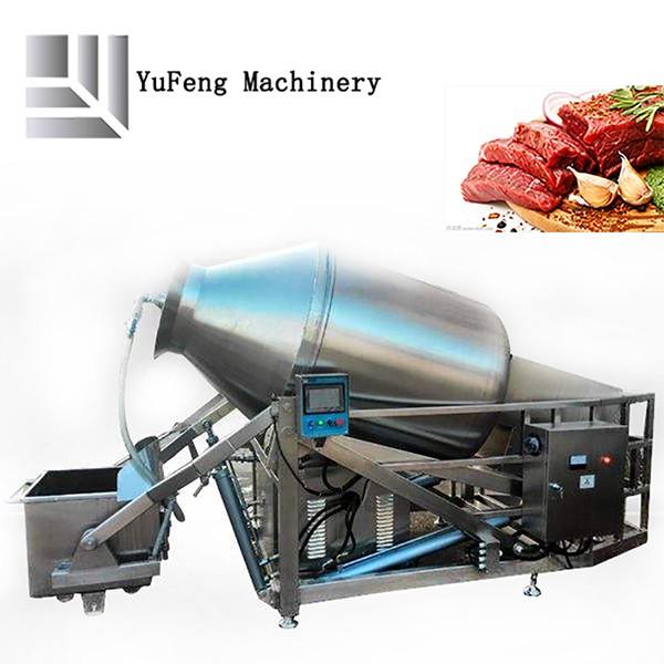 Hydraulic Vacuum Tumbler