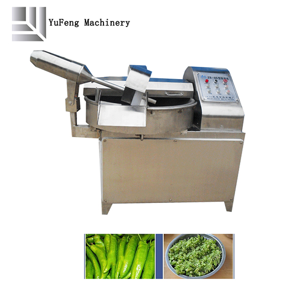 Vegetable Bowl cutting machine