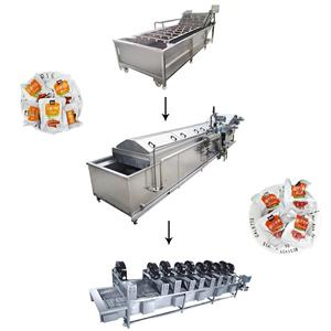 Packaging Bag Pasteurization Production Line