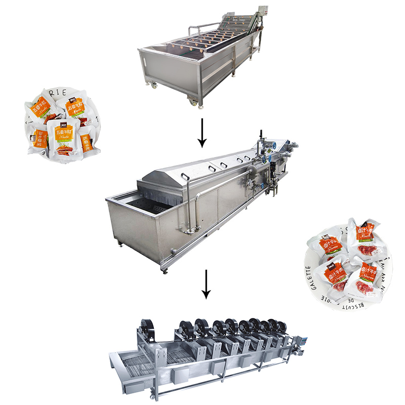 Canned food Pasteurization machine