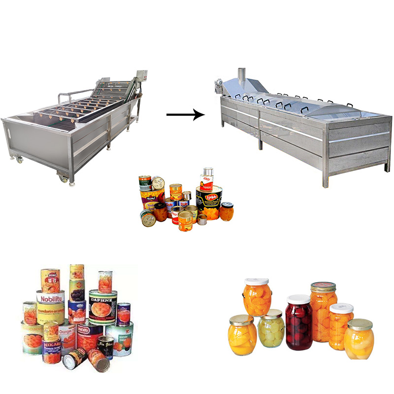 Jelly pasteurization Line